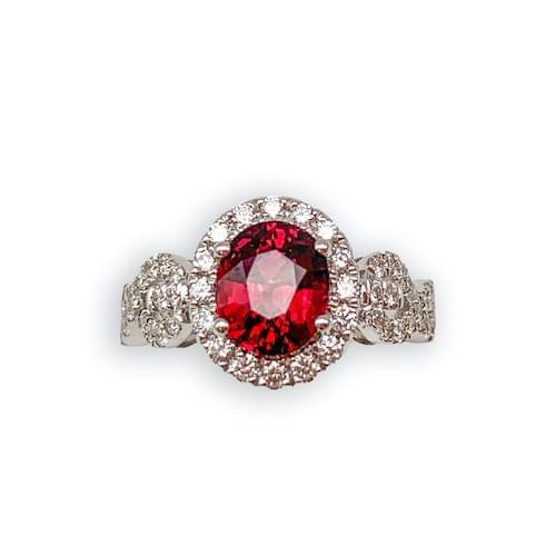 Jewelry store in Carmel CA. Ruby Ring Carmel by the Sea. Fine jewelry and estate jewelry Monterey CA
