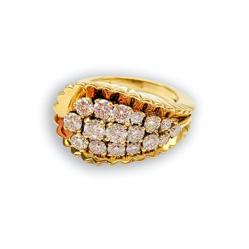 Jewelry store in Carmel CA. Old World Craftsmanship Ring Carmel by the Sea. Fine jewelry and estate jewelry Monterey CA